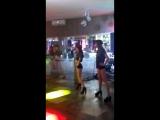 Супер танец в Гранате))) на 23 февраля