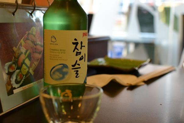 Какие спиртные напитки употребляют в южной корее