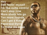 Flo Rida feat. David Guetta-Club can't handle me Lyrics On Screen