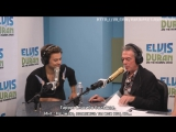 Harry Styles Gave Up Music While Filming Dunkirk Elvis Duran Show RUS SUB