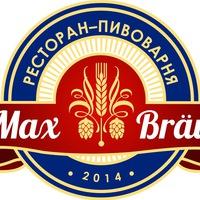 "Логотип ""Макс Брой"" ресторан во Владимире"