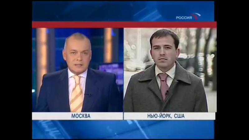 Константин Сёмин. Вести. 29.12.2006 г.