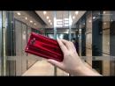 Красный Elephone S8 во всей красе