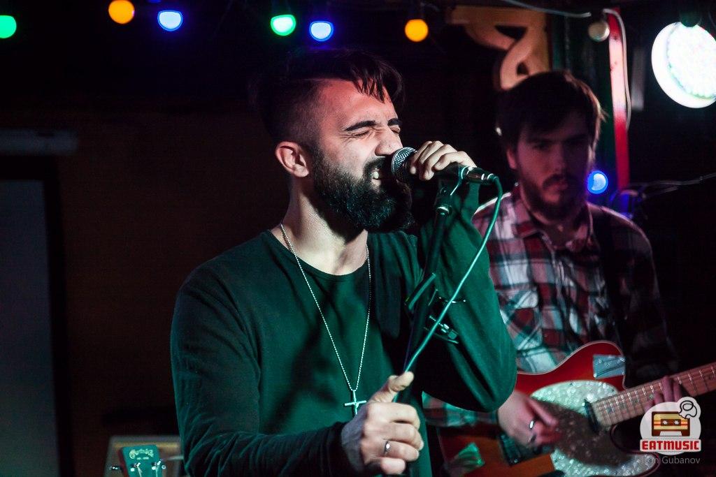 Концерт группы YAMMI в Москве 2016: репортаж, фото Иван Губанов