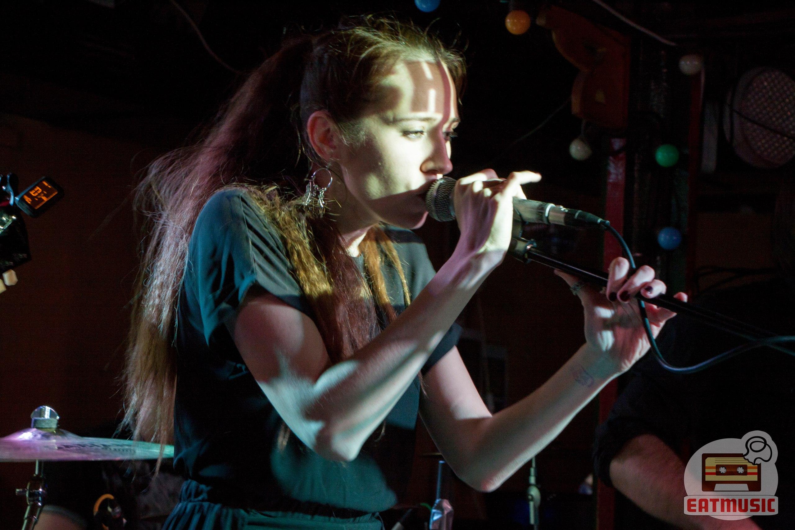 Концерт группы Fish Out Of Water в Джао Да 16 февраля: репортаж, фото Евгения Ефремова