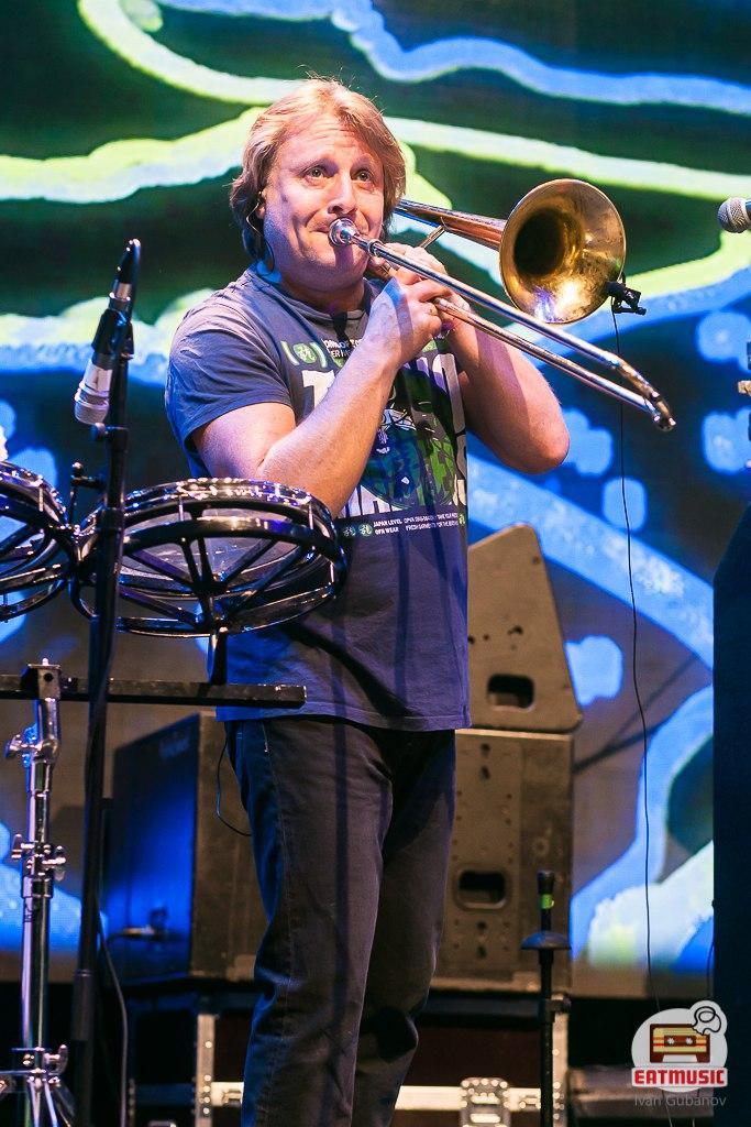 Концерт Ногу свело! в YOTASPACE 26 февраля: репортаж, фото Иван Губанов