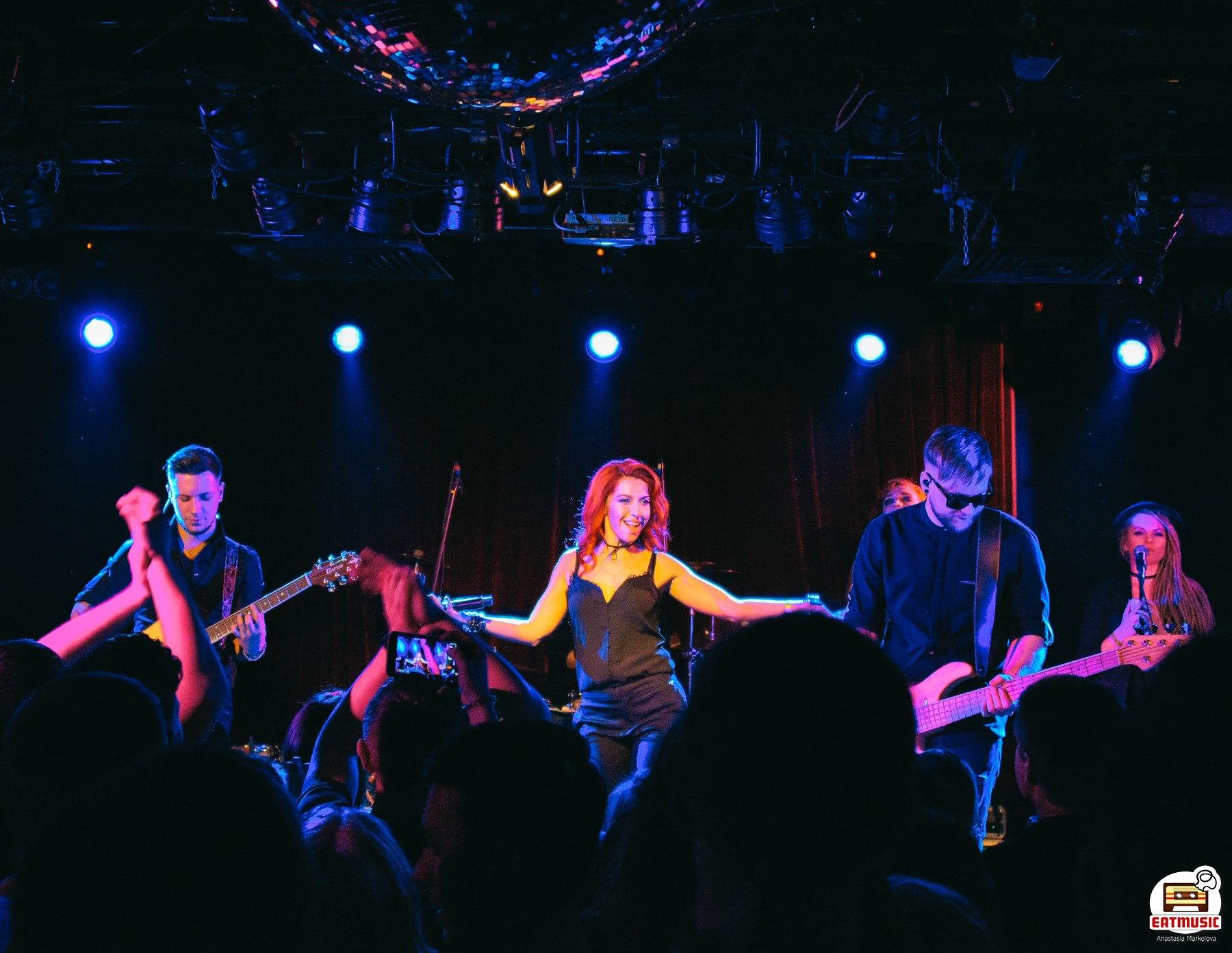Юбилейный концерт группы LaScala в 16 Тонн 05 марта: репортаж, фото Анастасия Маркелова
