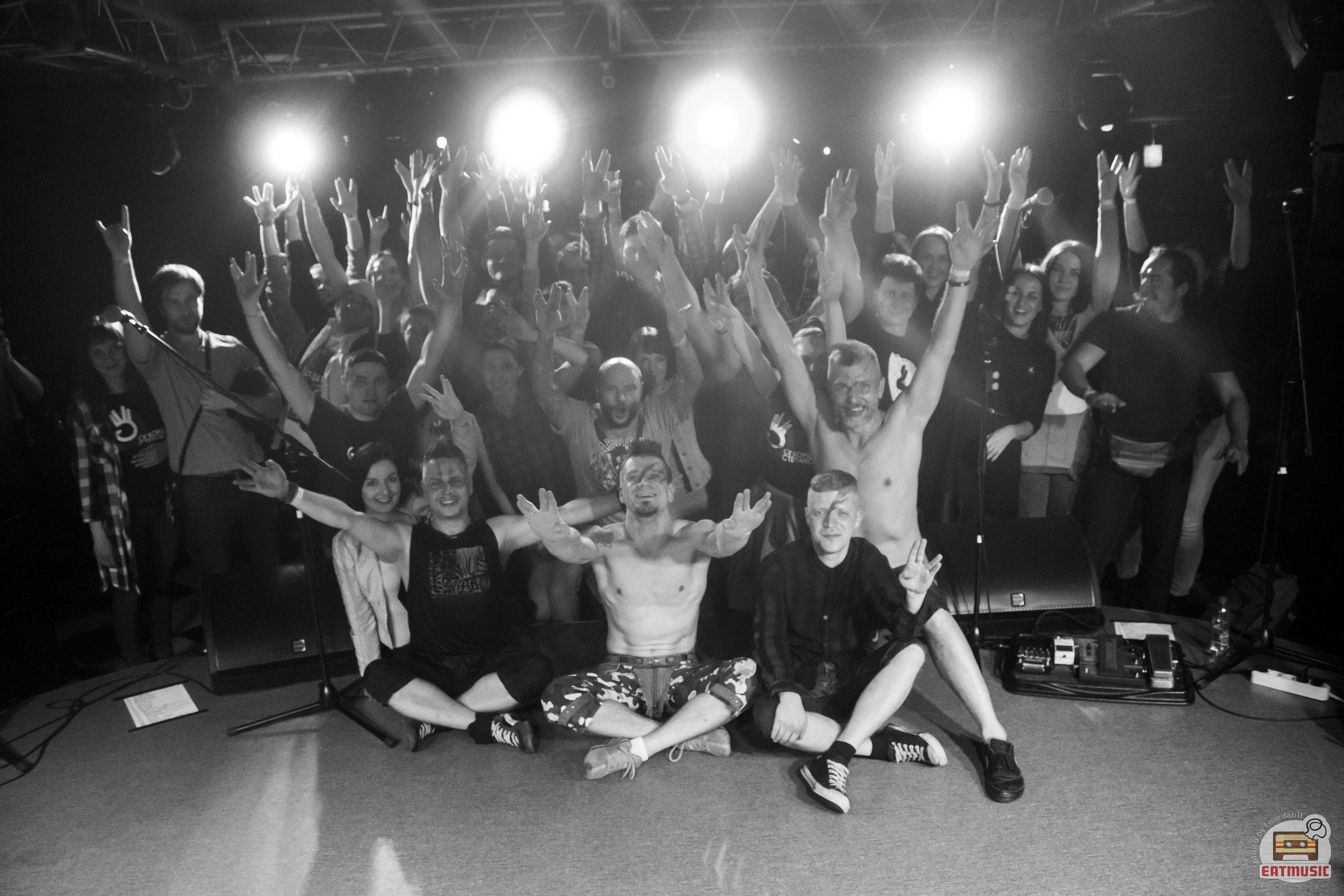 Концерт группы Скворцы Степанова в клубе Grenadine 10-03-17: репортаж, фото Роман Воронин