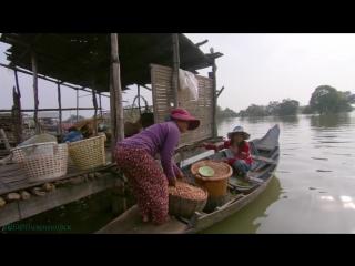 BBC «В краю муссонов (2). Потоп» (Документальный, 2014)