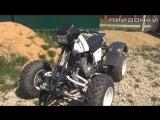 Самодельный квадроцикл с мотором ИЖ Юпитер (1)