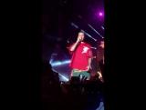 May 3: Fan taken video of Justin performing 'Children' in Tel Aviv, Israel.