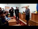 1частина 21 10 2016 року древнє місто Прилуки вітало свого земляка Леня Олега чемпіона XV літніх паралімпійських ігор