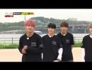 Kim Jong Guk challenges BTS prefect choreography 《Running Man》런닝맨 EP432 online video