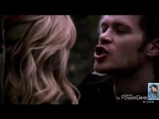 Klaus & Caroline & Stefan (А я её любил)часть первая.
