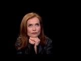 Isabelle Huppert — Charlie Rose | Изабель Юппер