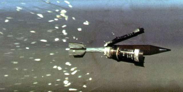 Виды снарядов. История их развития