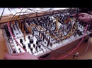 Live Jam 77 - Experimental / Ambient / Noise - Piezo disk rigged eurorack