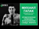 Хроматическая гармоника Использование слайда, вибрато - Михаил Гапак
