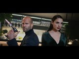 Wix.com Big Game Ad with Jason Statham & Gal Gadot