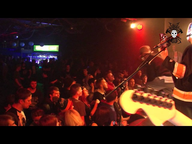 Cold Blooded Murder (22.01.2014   PLAN B. Moscow)
