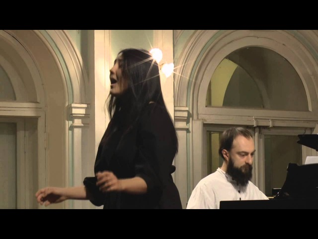 Алиса Тен, Петр Айду - Alisa Ten, Peter Aidu. Songs for voice and piano by Charles Ives