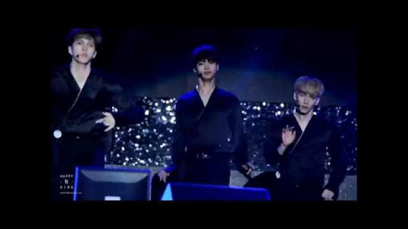 170527 서원밸리 그린콘서트 빅스 VIXX N 차학연 :: Black Out