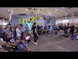 DANCEHALL  BATTLE 1x1 BEGINNERS  18  SALAMANDRA VS SHAYBA