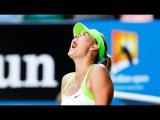 Maria Sharapova vs Petra Kvitova Australian Open 2012 Highlights