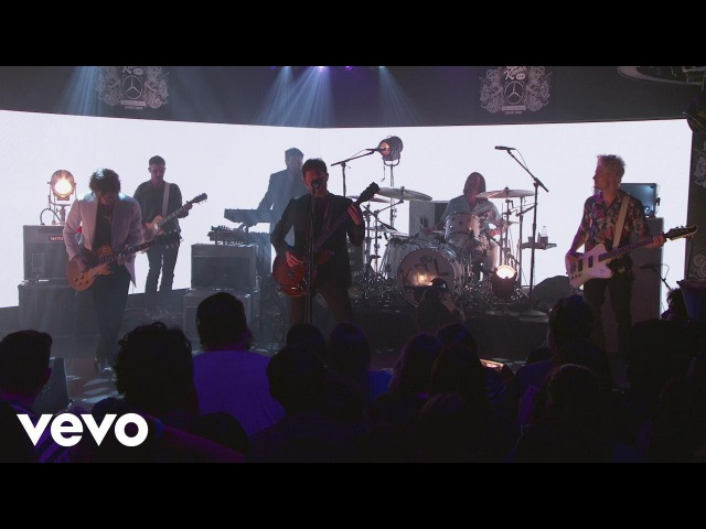 Kings Of Leon - Reverend (Jimmy Kimmel Live!)