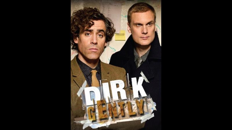 «Дирк Джентли» (Dirk Gently, 2010-2012)