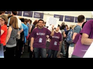 День Открытых Дверей 2016 в высокорейтинговом University of Surrey