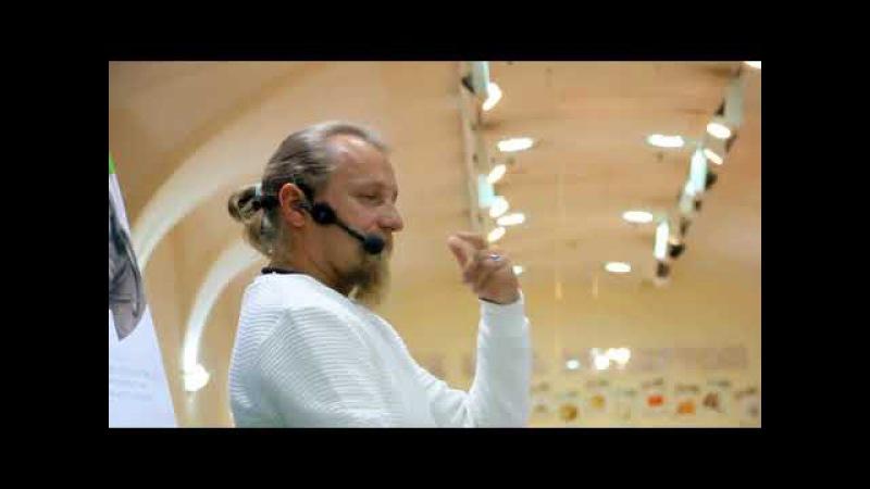 Решение проблем «Теория пяти пальцев». Встреча Дмитрия Троцкого с читателями в «Буквоеде», СПб