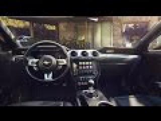 2018 Ford Mustang - INTERIOR