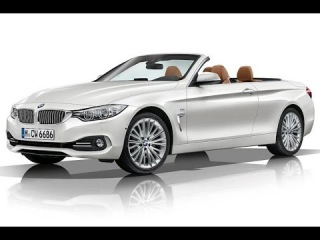 2017 The new BMW 430i Convertible Exterior Interior Design Trailer