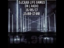 DJ CRAB - Life Gmes L RADIO 104.9FM vol.1 16/05/17