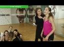 Девушки продолжают бороться за место на подиуме в проекте Я - топ-модель