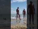 Анатолий пляж мужик Ржака голые нудисты Секси Девочки