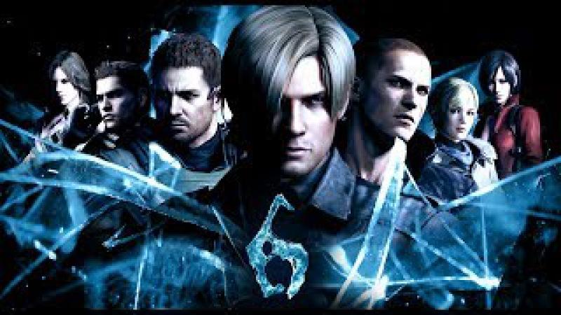 Resident Evil 6 обзор от РокДжокера