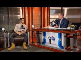 Actor Ryan Guzman of ABCs Notorious Joins The RE Show in Studio - 92916