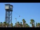 Tower San Sebastian- Barcelona -4K Ultra HD