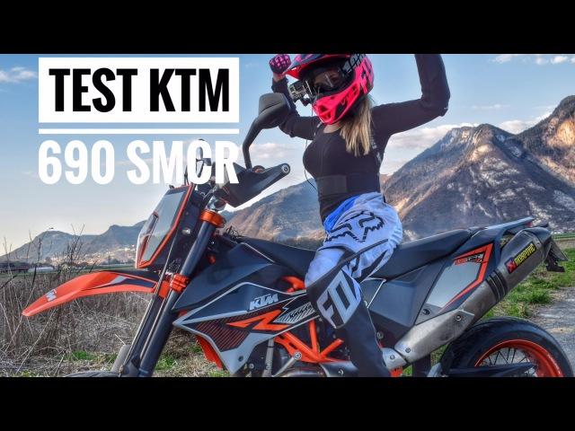 TEST : KTM 690 SMC-R AKRAPOVIC PAULIANEF