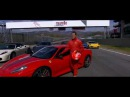 Michael Schumacher takes Ferrari 430 Scuderia around the Mugello Circuit