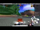 Ностальгии стрим 3 Crash Team Racing ПРОХОЖДЕНИЕ