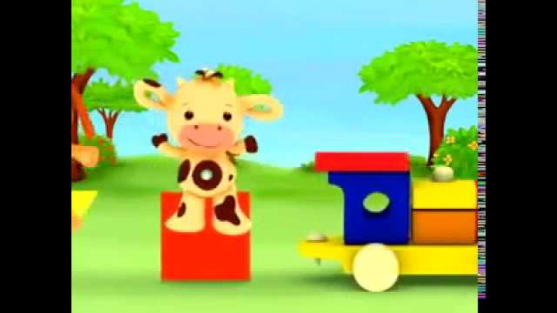 Tiny Love (Тини Лав) - развивающий мультик для малышей (полная версия) HD