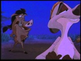 Stand By Me Sing Along wTimon &amp Pumbaa Music Video