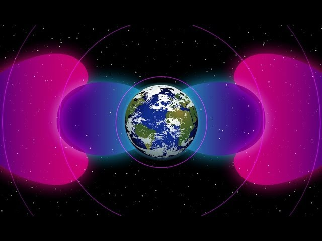 NASA's Van Allen Probes Find Human Made Bubble Shrouding Earth