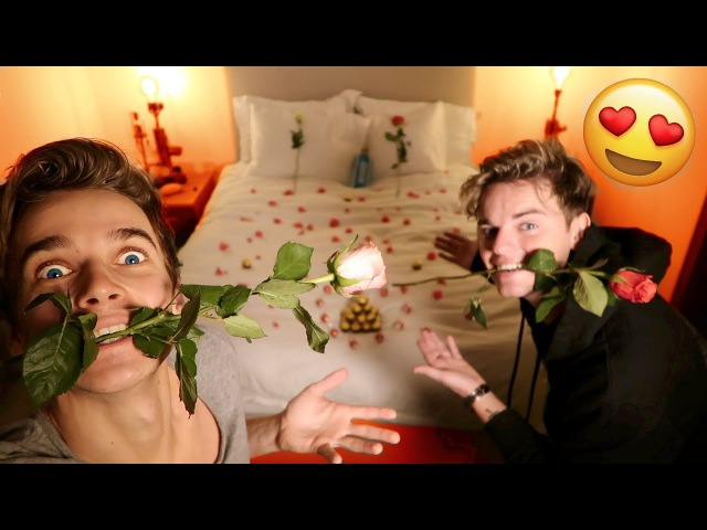 FIRST DATE PRANK ON MY ROOMMATE