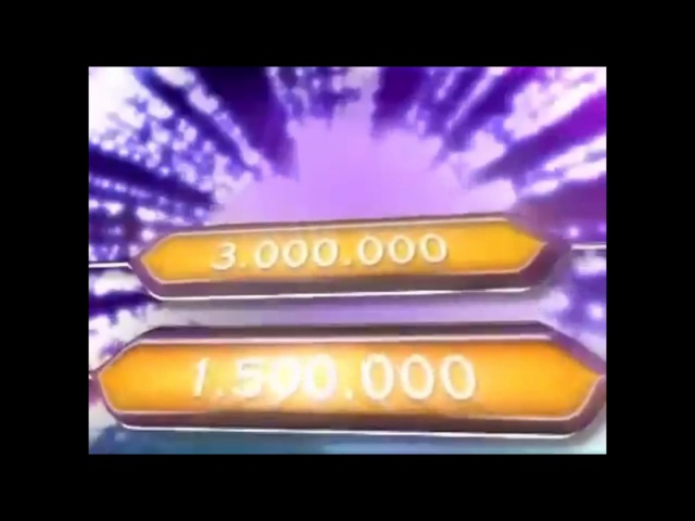 Эволюция заставок телеигры Кто хочет стать миллионером » Freewka.com - Смотреть онлайн в хорощем качестве