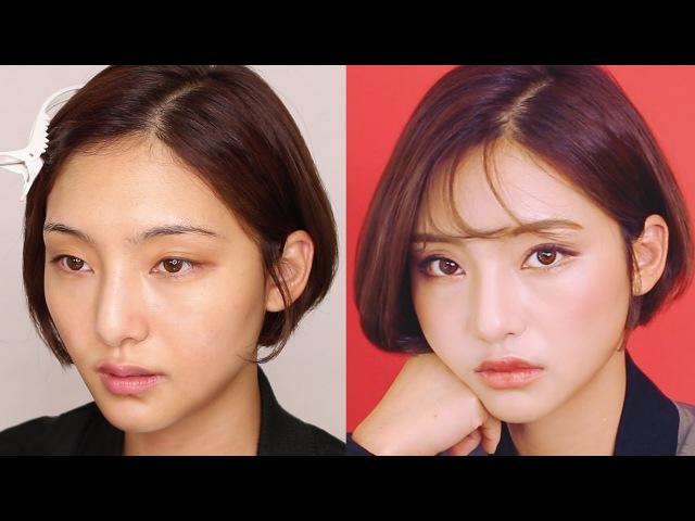 가을, 치명적인 3포인트 성형 메이크업 Fall, fatal 3point plastic surgery makeup 보라Bora