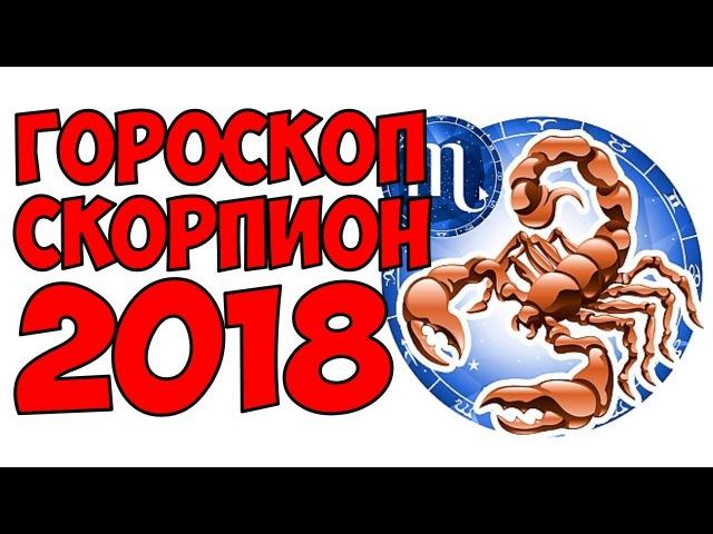 СКОРПИОН ♏ ТОЧНЫЙ ГОРОСКОП НА 2018 ГОД Подробный🐶